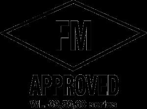 Logo FM Global pour le FM Approval