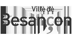 protection inondation logo de Besançon