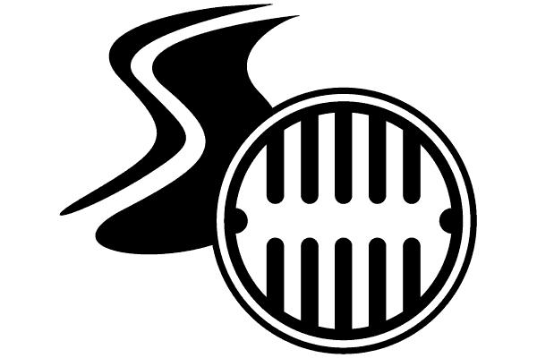 Dispositif de rétention des eaux d'incendie déportée par écoulement gravitaire