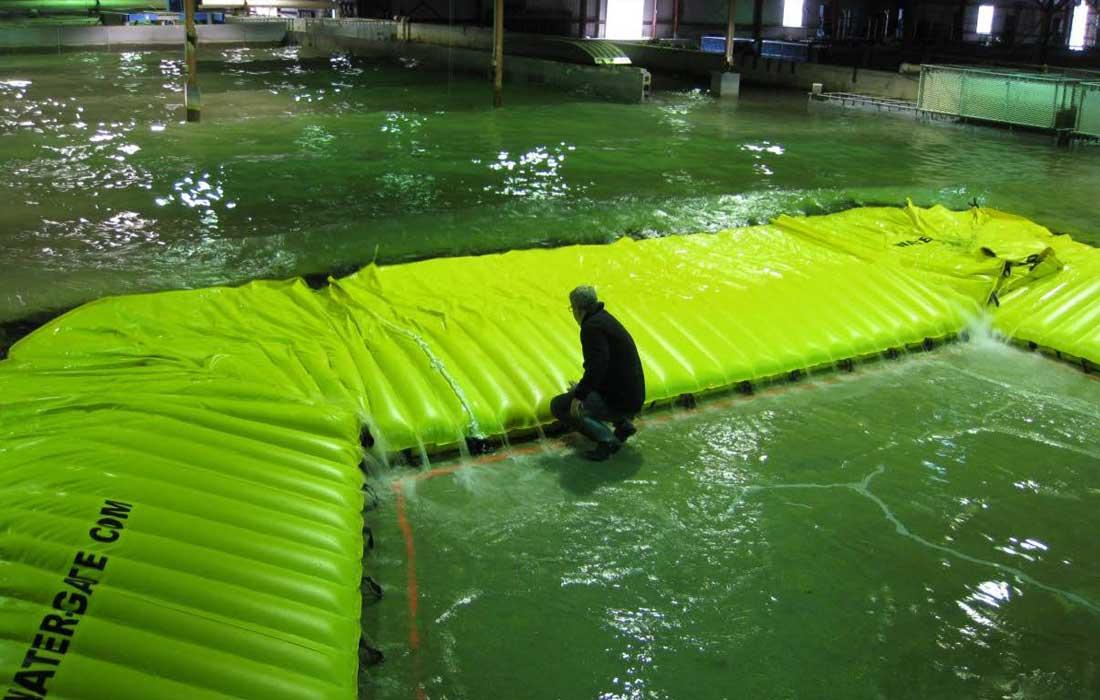 inondation test resistance vagues