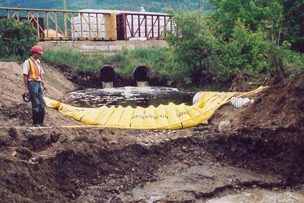 canalisation rivière batardeaux