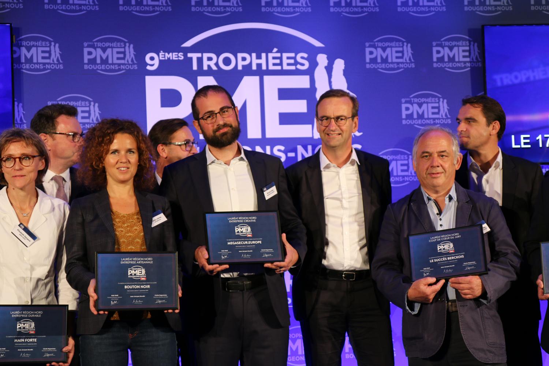 Trophées RMC Lauréats MegaSecur.Europe
