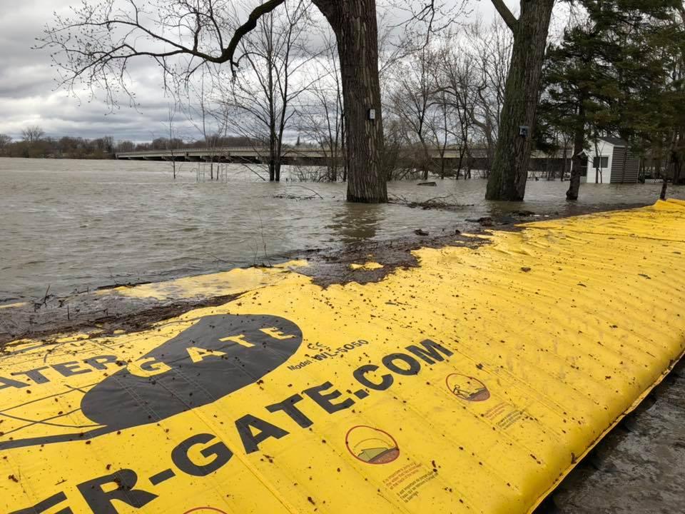 Barrages anti-inondation Water-Gate© Série WL-50 Québec 2019
