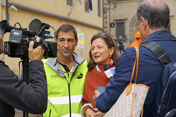 Interview Cristina Giachi Pascal Klein