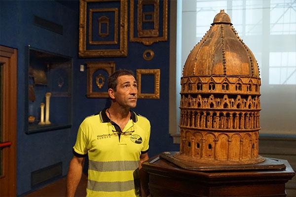 Pascal Klein Musée Bardini Florence