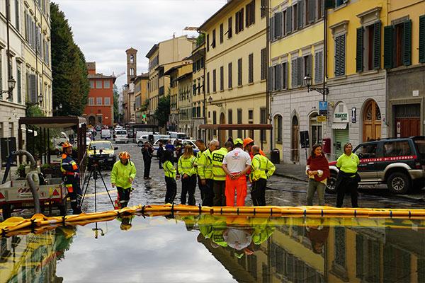 Exercice Water-Gate© Via Dei Renai Florence