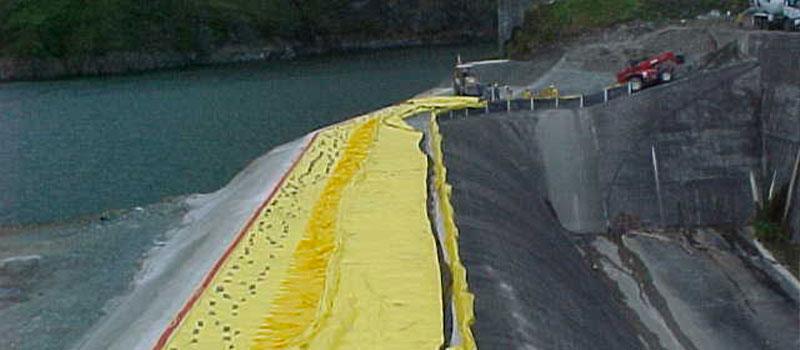 Barrage de Fortuna | Panama | Surélévation du déversoir d'un barrage hydro-électrique